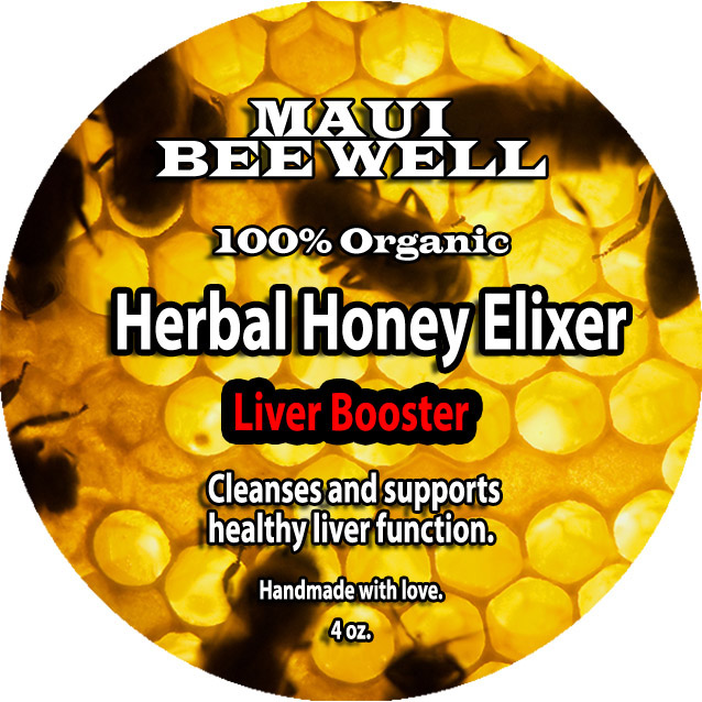 Organic liver booster