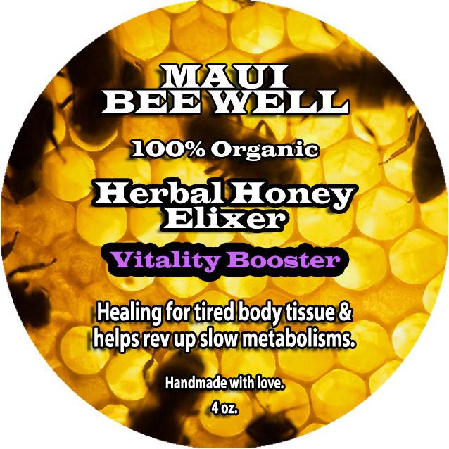 organic vitality booster