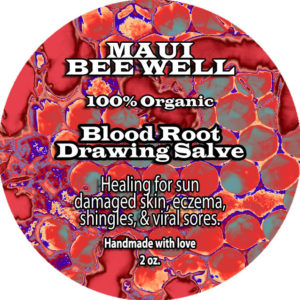 Blood Root Drawing Salve