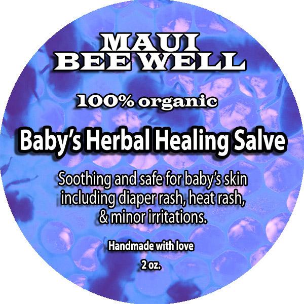organic baby creme