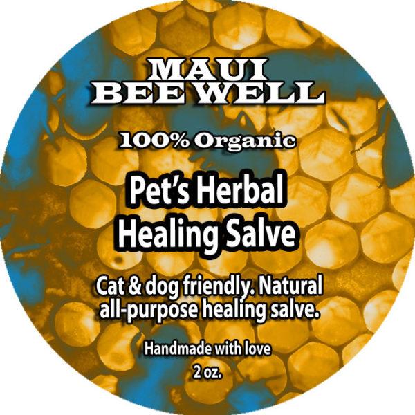 organic pet salve