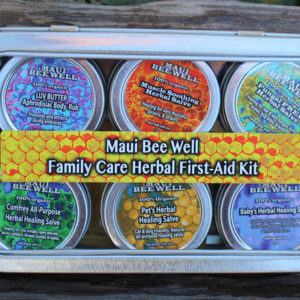Herbal First Aid Travel Kits