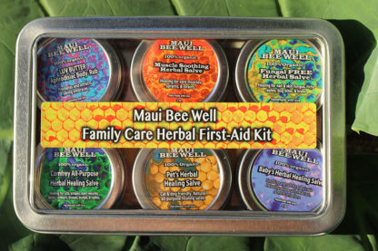 family care herbal first aid kit