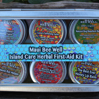 Island Care Herbal First Aid Kit